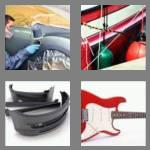 4 pics 1 word 6 letters fender