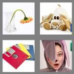 4 pics 1 word 6 letters floppy