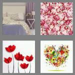 4 pics 1 word 6 letters floral
