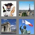 4 pics 1 word 6 letters france
