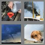 4 pics 1 word 6 letters funnel