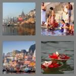 4 pics 1 word 6 letters ganges