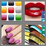 4 pics 1 word 6 letters glossy