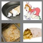 4 pics 1 word 6 letters grease