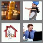 4 pics 1 word 6 letters hammer