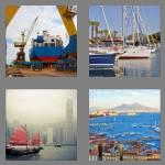 4 pics 1 word 6 letters harbor