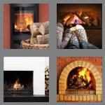 4 pics 1 word 6 letters hearth