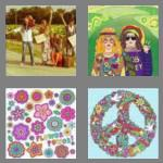 4 pics 1 word 6 letters hippie