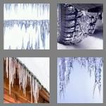 4 pics 1 word 6 letters icicle