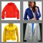 4 pics 1 word 6 letters jacket