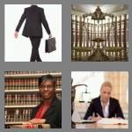 4 pics 1 word 6 letters lawyer