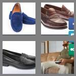 4 pics 1 word 6 letters loafer