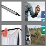 4 pics 1 word 6 letters marker