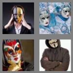 4 pics 1 word 6 letters masked