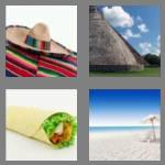 4 pics 1 word 6 letters mexico