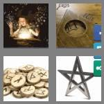 4 pics 1 word 6 letters occult