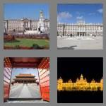 4 pics 1 word 6 letters palace