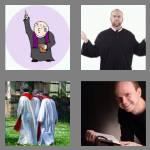 4 pics 1 word 6 letters pastor