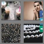 4 pics 1 word 6 letters pearls
