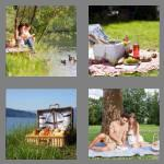 4 pics 1 word 6 letters picnic