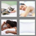 4 pics 1 word 6 letters pillow