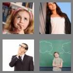 4 pics 1 word 6 letters ponder