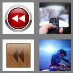 4 pics 1 word 6 letters rewind