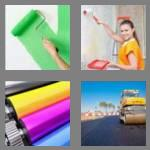 4 pics 1 word 6 letters roller