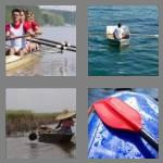 4 pics 1 word 6 letters rowing