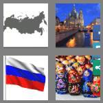 4 pics 1 word 6 letters russia