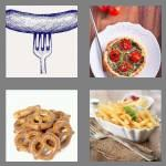 4 pics 1 word 6 letters savory
