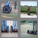 4 pics 1 word 6 letters segway