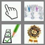 4 pics 1 word 6 letters select