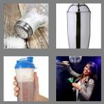 4 pics 1 word 6 letters shaker