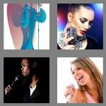 4 pics 1 word 6 letters singer