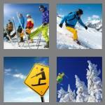4 pics 1 word 6 letters skiing