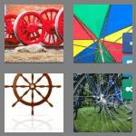 4 pics 1 word 6 letters spokes