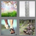 4 pics 1 word 6 letters spring