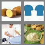4 pics 1 word 6 letters starch