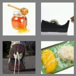 4 pics 1 word 6 letters sticky