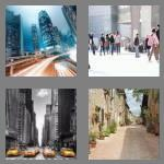 4 pics 1 word 6 letters street