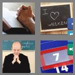 4 pics 1 word 6 letters sunday
