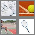 4 pics 1 word 6 letters tennis