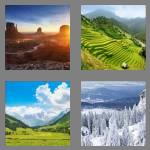 4 pics 1 word 6 letters valley