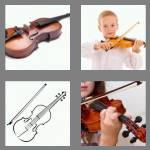 4 pics 1 word 6 letters violin