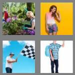 4 pics 1 word 6 letters waving