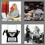 4 pics 1 word 6 letters writer