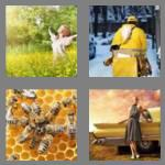 4 pics 1 word 6 letters yellow