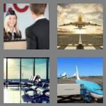 4 pics 1 word 7 letters airport