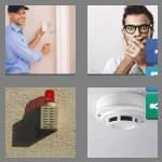 4 pics 1 word 7 letters alarmed